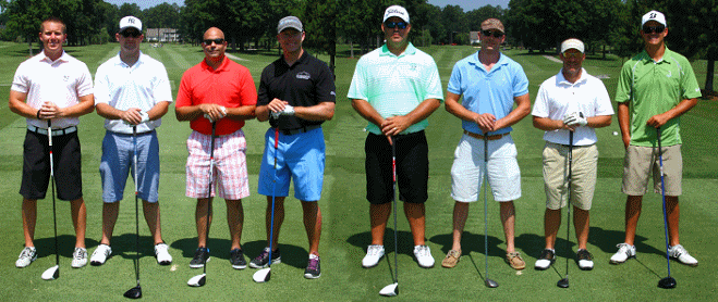men's golf group